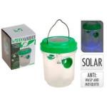 Capcana pentru insecte pe batarie solara