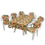 Set  pentru 6 scaune și mesa 388
