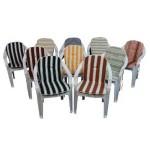 Perne pentru scaun cu fermuar 519