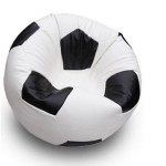 Fotoliu-sac Bean bag   Fotball big (culoare 14-00)