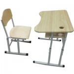 Masuța cu scaun pentru elevi